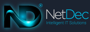 Main Logo (NetDec - Intelligent IT Solutions)